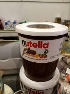 6.5 lb nutella